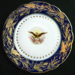 Benjamin Harrison Presidential China