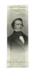 James Buchanan Political Ribbons