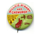 Election of 1940 Wendell L. Willkie Chemurgy Buttons