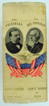 Grover Cleveland Political Ribbons