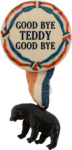 Election of 1904 Alton Parker Good Bye, Teddy, Good Bye Buttons