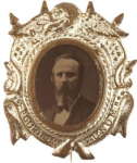 Rutherford B. Hayes Political Buttons