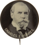Election of 1916 Charles Evans Hughes Portrait Buttons