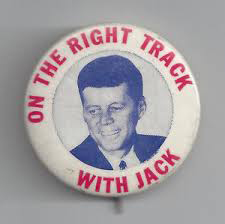 Election of 1960 John F. Kennedy Jack Buttons