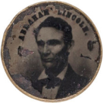 Abraham Lincoln Political Buttons