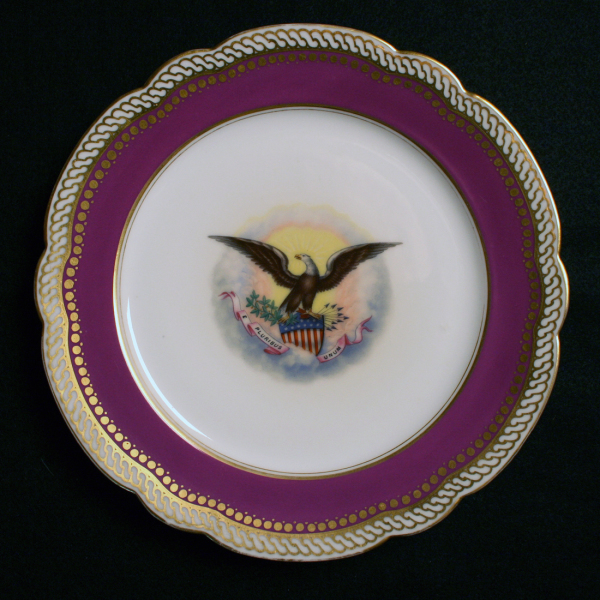 Andrew Johnson Presidential China