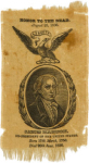 James Madison Political Mourning Ribbon