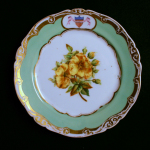 James Polk Presidential China