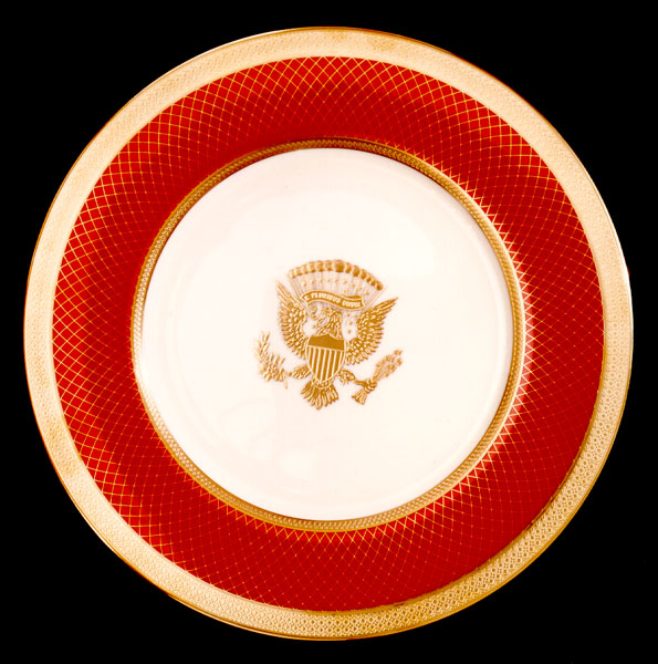 Ronald Reagan Presidential China