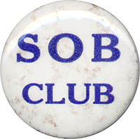 Election of 1960 John F. Kennedy SOB Buttons