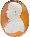 Zachary Taylor Political Brooches