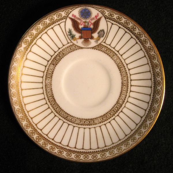William Howard Taft Presidential China