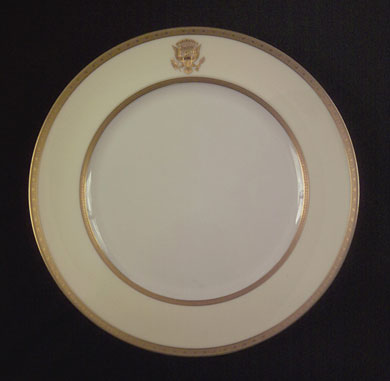 Warren G. Harding Presidential China